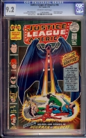 Justice League of America #96 CGC 9.2 ow/w