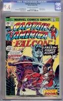 Captain America #177 CGC 9.4 ow/w