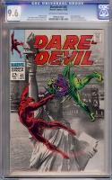 Daredevil #45 CGC 9.6 ow/w