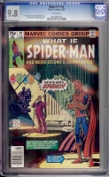 What If? #19 CGC 9.8 w