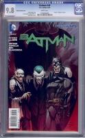 Batman #40 CGC 9.8 w Kubert Variant Cover