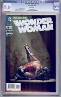 Wonder Woman #39 CGC 9.6 w
