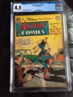 Action Comics #135 CGC 4.0 ow/w