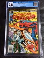Amazing Spider-Man #189 CGC 9.8 w