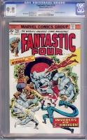 Fantastic Four #158 CGC 9.8 ow/w