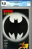 Batman: The Dark Knight Returns #3 CGC 9.8 w
