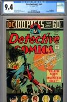 Detective Comics #442 CGC 9.4 w