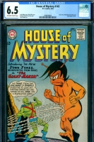 House of Mystery #143 CGC 6.5 ow/w