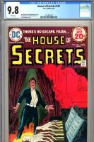 House of Secrets #122 CGC 9.8 w
