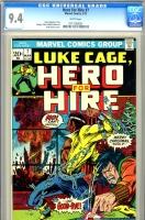 Hero For Hire #7 CGC 9.4 w