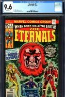 Eternals #5 CGC 9.6 w