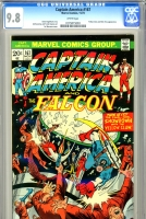 Captain America #167 CGC 9.8 w