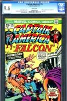 Captain America #175 CGC 9.6 w