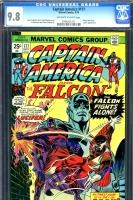 Captain America #177 CGC 9.8 ow/w