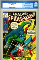 Amazing Spider-Man #93 CGC 9.4 ow/w
