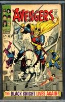Avengers #48 CGC 4.0 ow/w