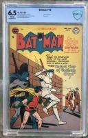 Batman #70 CBCS 6.5 w