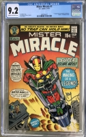 Mister Miracle #1 CGC 9.2 cr/ow