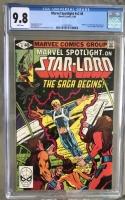 Marvel Spotlight Vol 2 #6 CGC 9.8 w