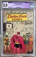 Detective Comics #241 CGC 3.0 ow