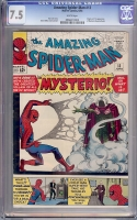 Amazing Spider-Man #13 CGC 7.5 w