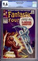 Fantastic Four #55 CGC 9.6 w