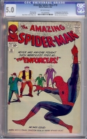 Amazing Spider-Man #10 CGC 5.0 ow