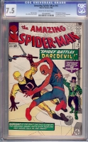 Amazing Spider-Man #16 CGC 7.5 cr/ow
