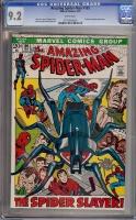 Amazing Spider-Man #105 CGC 9.2 w