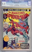 Amazing Spider-Man #134 CGC 8.5 cr/ow