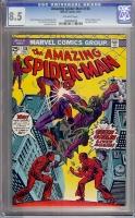 Amazing Spider-Man #136 CGC 8.5 ow