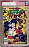 Amazing Spider-Man #362 CGC 9.6 w