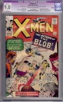 X-Men #7 CGC 9.0 ow/w