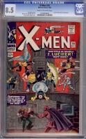 X-Men #20 CGC 8.5 cr/ow