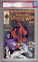 Amazing Spider-Man #321 CGC 9.8 w