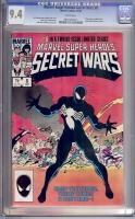 Marvel Super Heroes Secret Wars #8 CGC 9.4 w