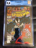 Amazing Spider-Man #332 CGC 9.8 w