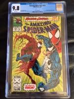 Amazing Spider-Man #378 CGC 9.8 w