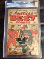 America's Best Comics #12 CGC 4.5 ow/w