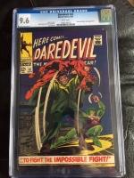 Daredevil #32 CGC 9.6 w
