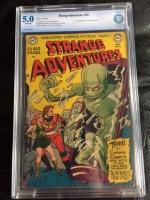Strange Adventures #10 CBCS 5.0 ow