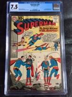 Superman #148 CGC 7.5 ow/w