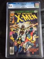 X-Men #126 CGC 9.6 w