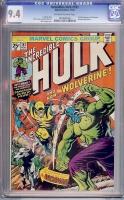 Incredible Hulk #181 CGC 9.4 ow/w