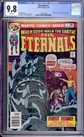 Eternals #1 CGC 0.0 w