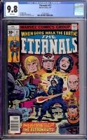 Eternals #13 CGC 9.8 w