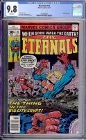 Eternals #16 CGC 9.8 w