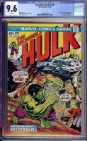 Incredible Hulk #180 CGC 9.6 w