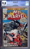 Ms. Marvel #11 CGC 9.8 w