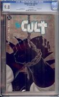 Batman: The Cult #2 CGC 9.8 w